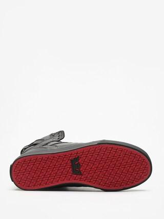 Supra Boty Skytop (black/black red)