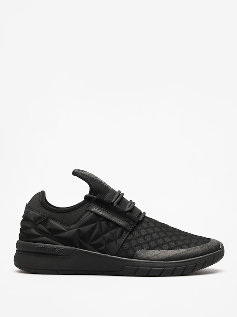 Boty Supra Flow Run Evo (black/black)