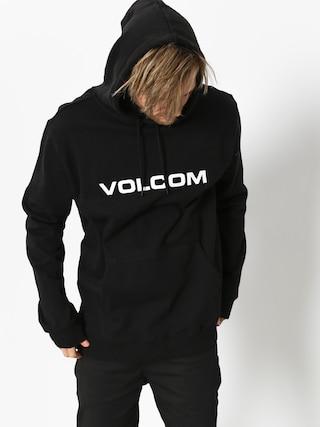 Mikina s kapucí Volcom Imprint HD (blk)