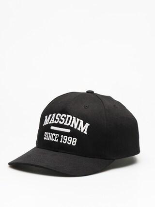 Kšiltovka  MassDnm Sport Cap Campus ZD (black)