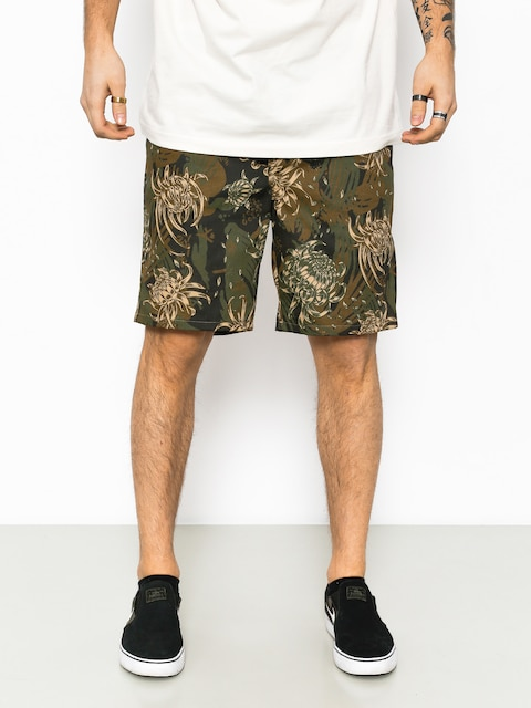 Kraťasy Turbokolor Deck Crew Shorts (camo)