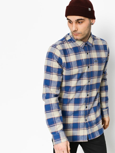 Košile Volcom Caden LS (cly)