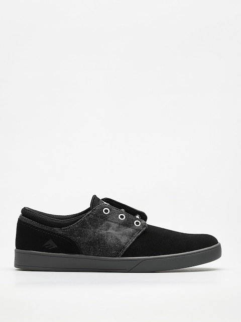 Boty Emerica The Figueroa (black/grey/silver)