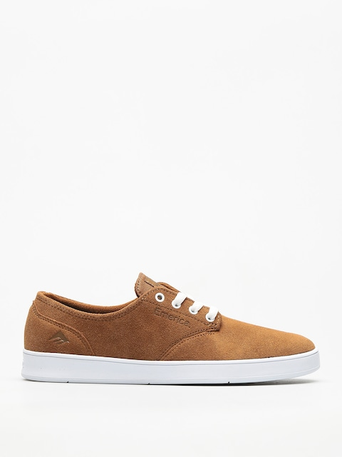Boty Emerica The Romero Laced (brown/white/gum)