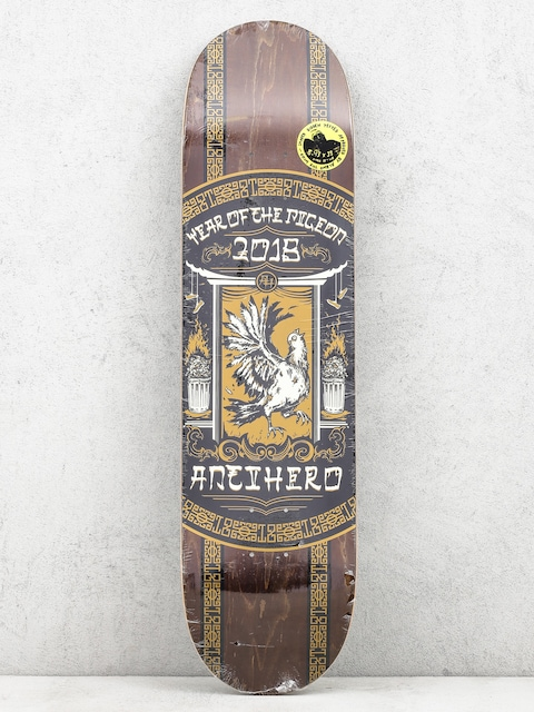 Deska Antihero Year Of The Pigeon (brown)