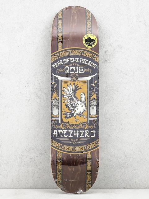 Deska Antihero Year Of The Pigeon (brown)