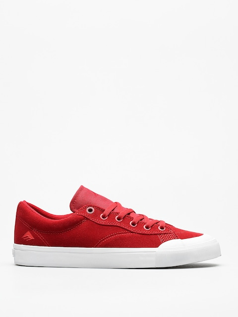 Boty Emerica Indicator Low (red/white)