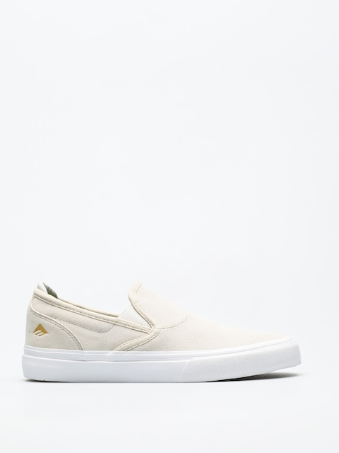 Boty Emerica Wino G6 Slip On (white/white)