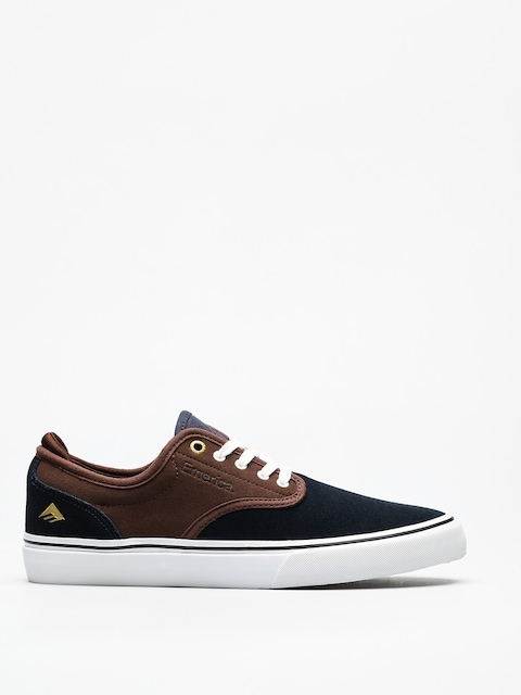 Boty Emerica Wino G6 (navy/brown/white)
