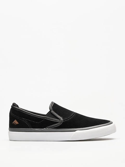Boty Emerica Wino G6 Slip On (black/grey/white)