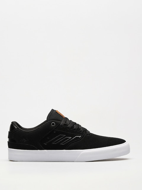 Boty Emerica The Reynolds Low Vulc (black/brown)