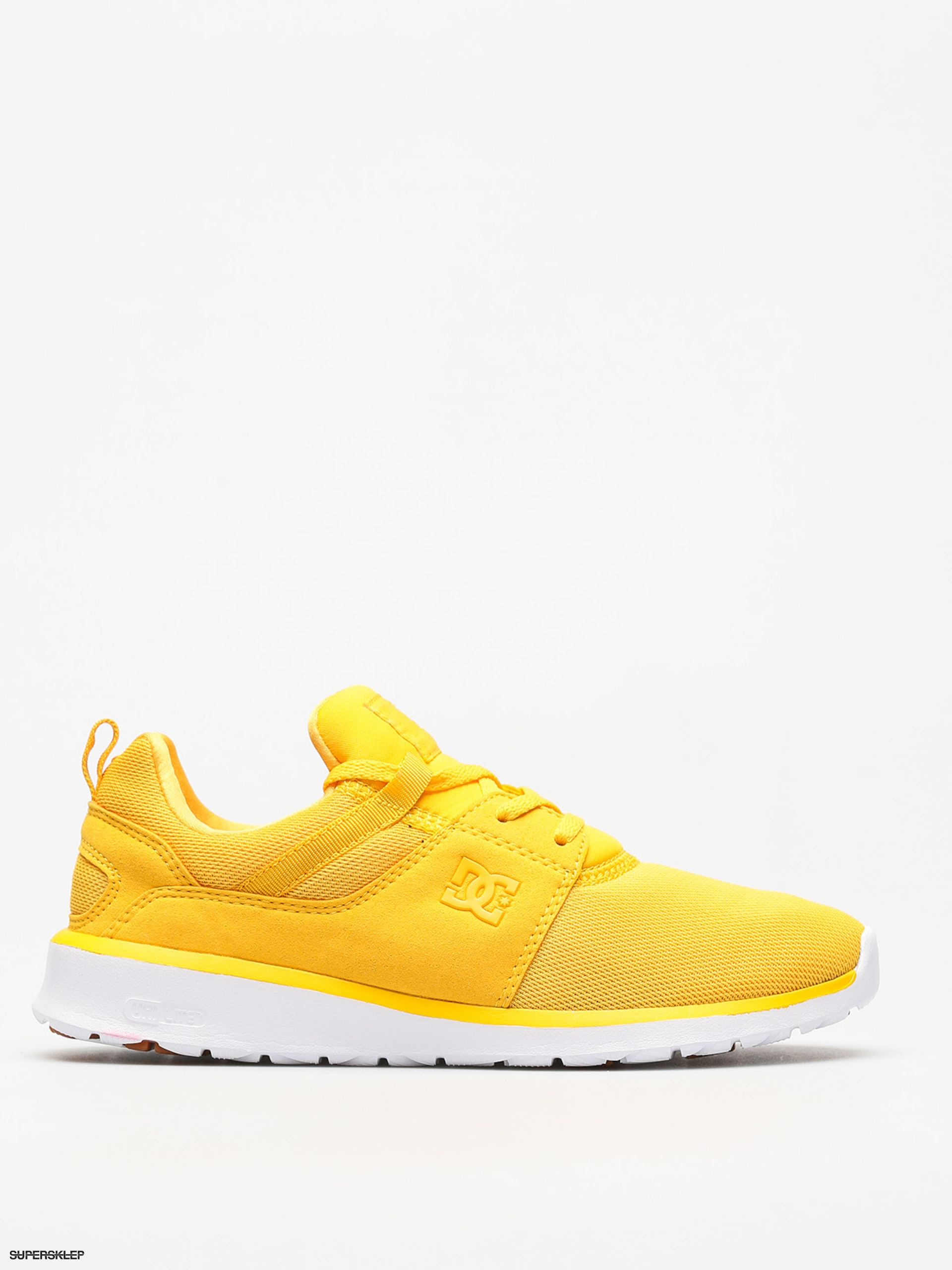 Boty DC Heathrow (yellow/gold)