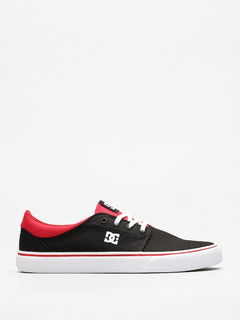 Boty DC Trase Tx (black/athletic red/black)
