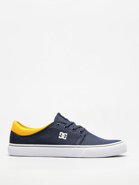 Boty DC Trase Tx (navy/yellow)