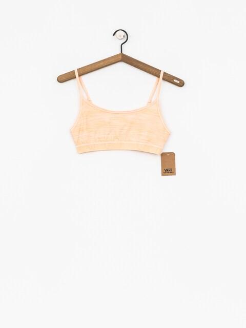 Spodní prádlo Vans Crossings Bralette Wmn (apricot/ice)