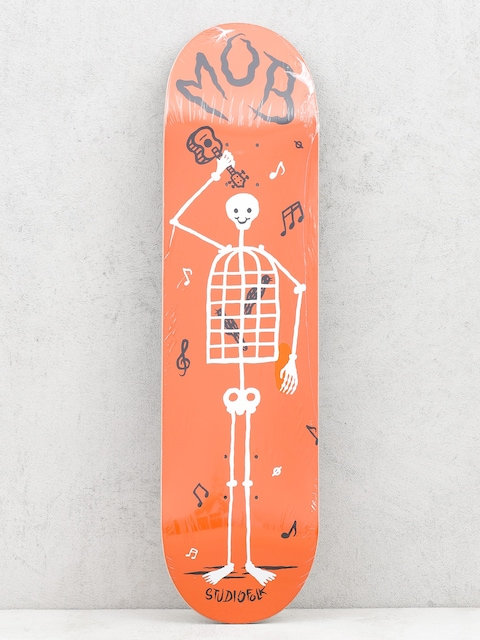 Deska Mob Skateboards Skeletown