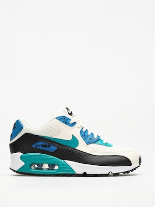 Boty Nike Air Max 90 Wmn (sail/radiant emerald black blue nebula)