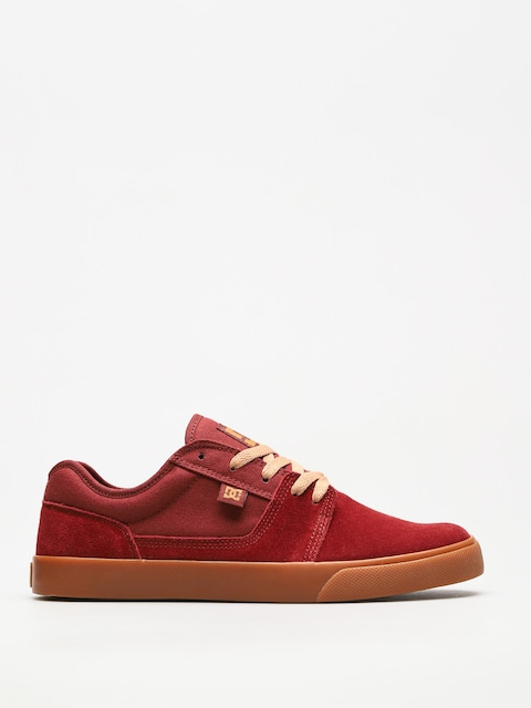 Boty DC Tonik (dark red)