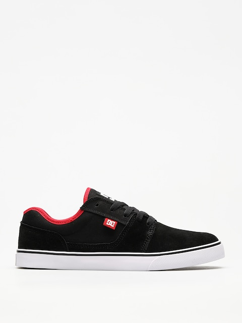 Boty DC Tonik (black/atl red/black)