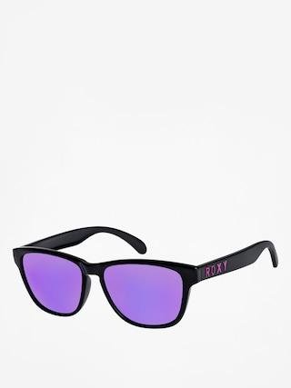 Sluneční brýle Roxy Mini Uma Wmn (shiny black/ml purpl)