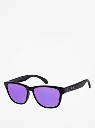 Sluneu010dnu00ed bru00fdle Roxy Mini Uma Wmn (shiny black/ml purpl)