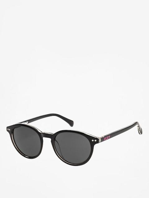 Sluneční brýle Roxy Stefany Wmn (shiny black white/g)