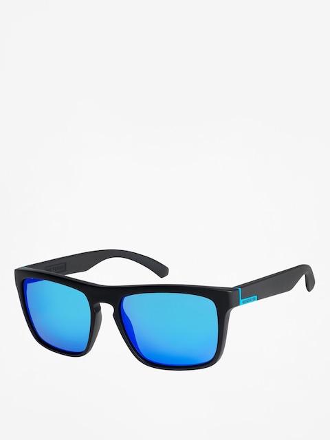 Sluneční brýle Quiksilver The Ferris (blk mat/blu ch)