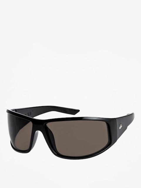 Sluneční brýle Quiksilver Akdk (shiny black/grey)