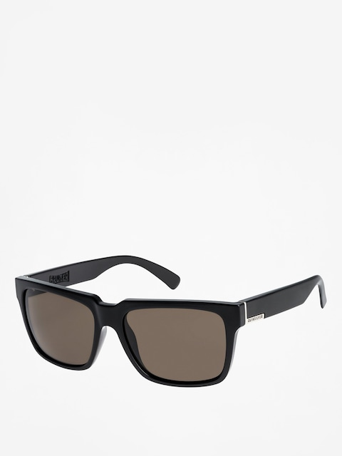 Sluneční brýle Quiksilver Bruiser (shiny black/grey)