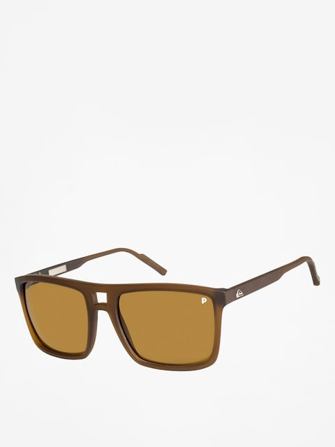 Sluneční brýle Quiksilver Brigade (matte c br/min g p b)