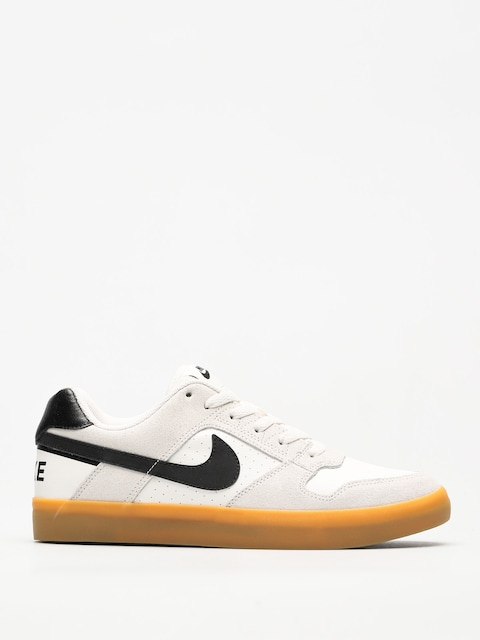 Boty Nike SB Sb Delta Force Vulc (summit white/black gum light brown)