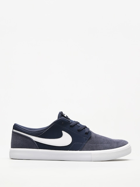 Boty Nike SB Portmore II Solar (midnight navy/white black)
