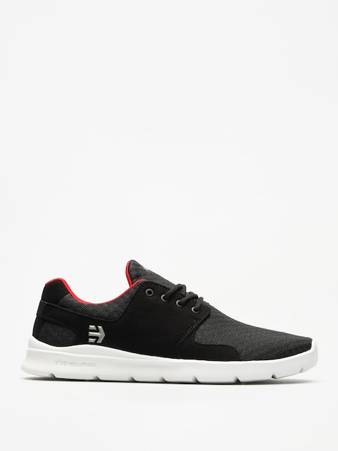 Boty Etnies Scout Xt (black/white/red)