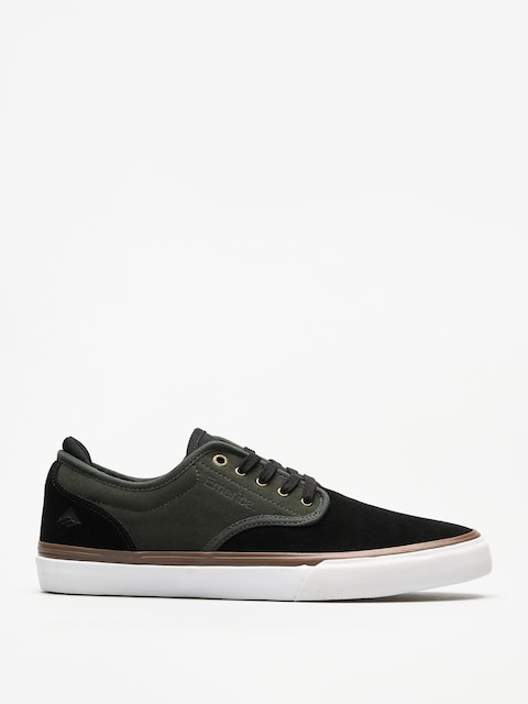 Boty Emerica Wino G6 (black/green)