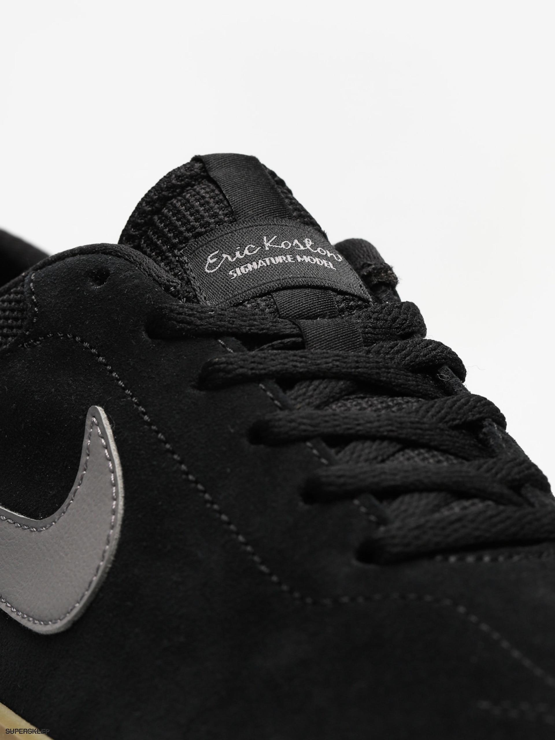 4da6574c9d2a Boty Nike SB Sb Koston Hypervulc (black gunsmoke vast grey white)