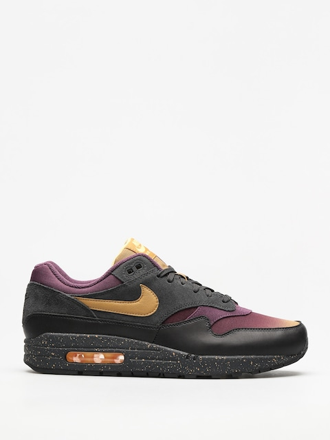 Boty Nike Air Max 1 Premium (anthracite/elemental gold pro purple)