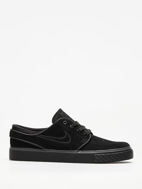 Boty Nike SB Sb Air Zoom Stefan Janoski Wmn (black/black black)