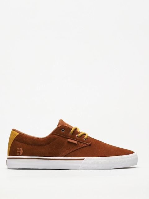Boty Etnies Jameson Vulc (brown/tan)