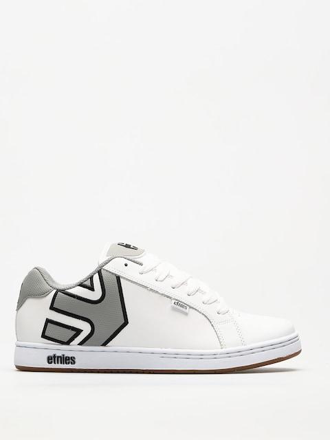 Boty Etnies Fader (white/grey/gum)