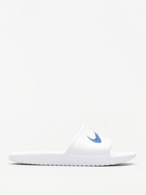 Plážovky Nike Kawa Shower (white/blue moon)