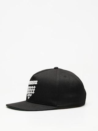 Kšiltovka  Prosto Snapback Hills ZD (black)