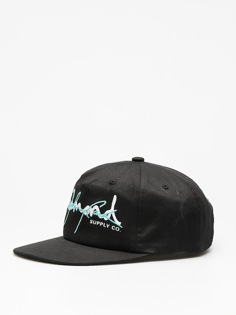 Kšiltovka  Diamond Supply Co. Cash Script Unstruc ZD (black w/diamond blue)