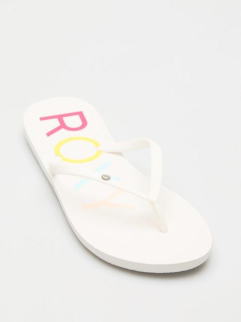 Plážovky Roxy Sandy II Wmn (white)