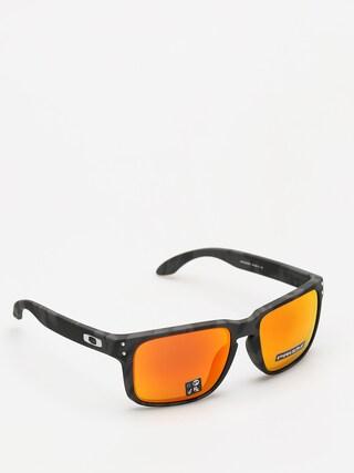 Sluneční brýle Oakley Holbrook (black camo/prizm ruby)