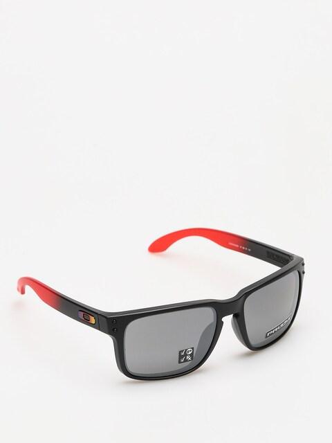 Sluneční brýle Oakley Holbrook (ruby fade/prizm black polarized)