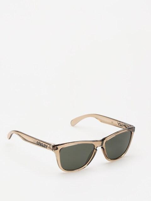 Sluneční brýle Oakley Frogskins (sepia/dark grey)