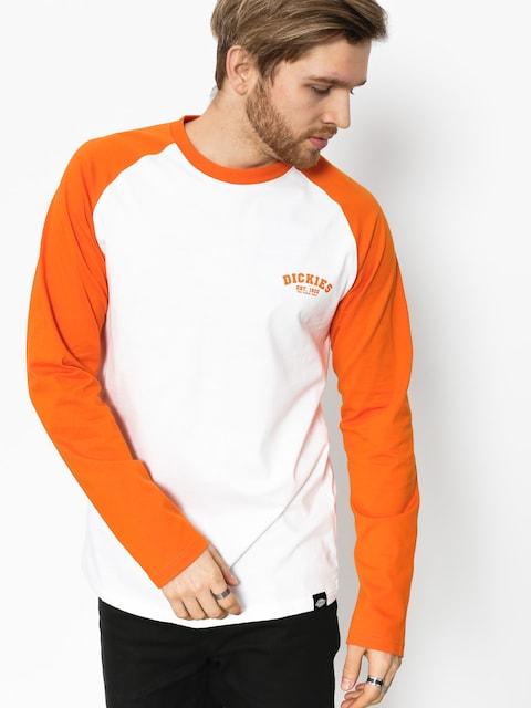 Triko Dickies Baseball (energy orange)