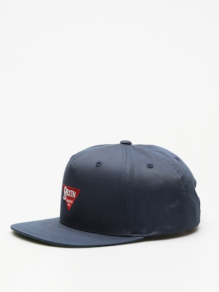 Kšiltovka  Brixton Norton ZD (washed navy)