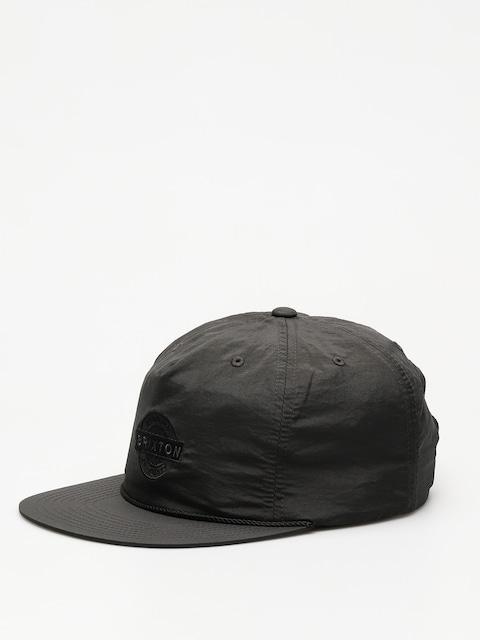 Kšiltovka  Brixton Speedway Hp ZD (washed black)