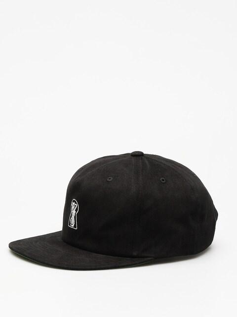 Kšiltovka  Brixton Peeper Mp ZD (black)